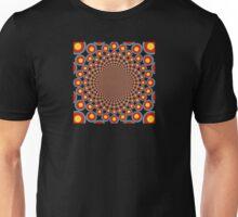 Archery target kaleidoscope 3 Unisex T-Shirt