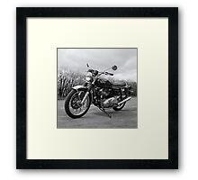 Norton Commando Framed Print
