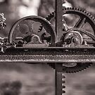 Old Gear by Alan Robert Cooke