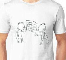 Intergalactic Sports Fans Unisex T-Shirt