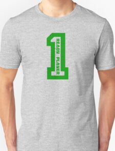 Ready Player One Number Green T-Shirt