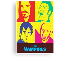 what we do in the shadows the vampires Canvas Print
