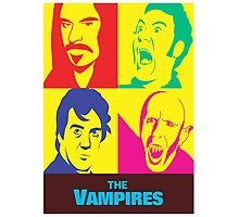 what we do in the shadows the vampires Photographic Print