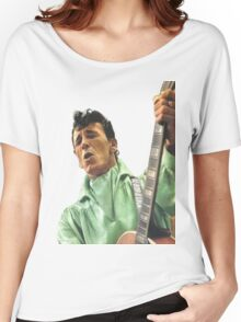 GENE VINCENT Women's Relaxed Fit T-Shirt