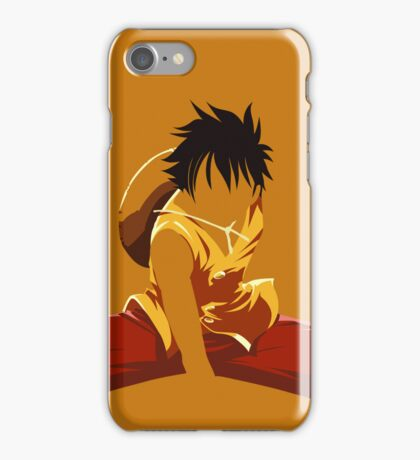 One Piece- Luffy iPhone Case/Skin