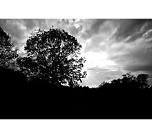 Dark Day Photographic Print