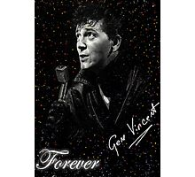 GENE VINCENT the one & only Photographic Print