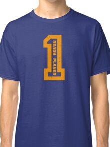 Ready Player One Number Orange Classic T-Shirt