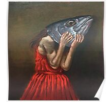 Tuna Mask Replica Poster