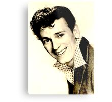 sweet GENE VINCENT Metal Print
