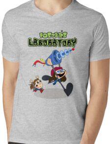Jane Foster's Lab Mens V-Neck T-Shirt
