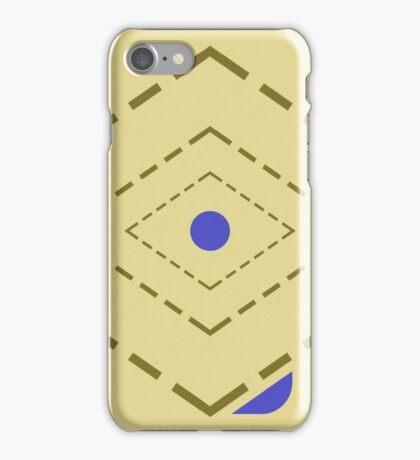 Dot and Dashes iPhone Case/Skin