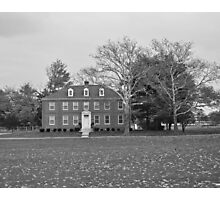 The Colonel's House Photographic Print