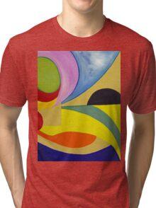 In the eye.... Tri-blend T-Shirt