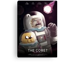 The Comet - Adventure Time Canvas Print