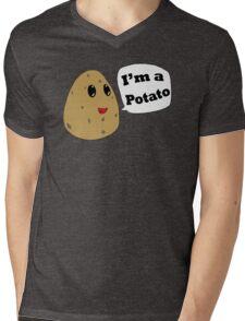 I'm a Potato Mens V-Neck T-Shirt