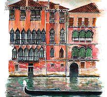 Venice Arabesque by wonder-webb