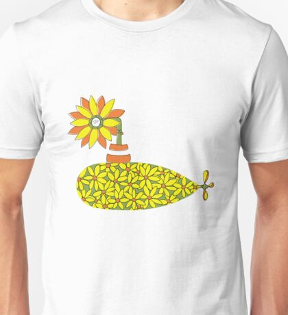The Yellow Submarine Unisex T-Shirt
