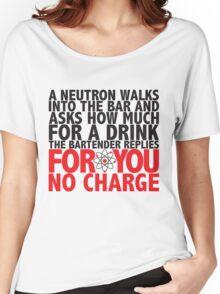 Neutron Women's Relaxed Fit T-Shirt