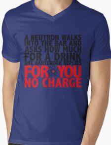 Neutron Mens V-Neck T-Shirt