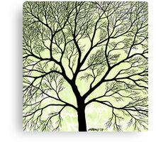 BIG OLD TREE Canvas Print
