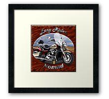 Kawasaki Nomad Easy Rider Framed Print