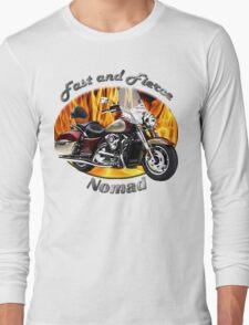 Kawasaki Nomad Fast And Fierce Long Sleeve T-Shirt