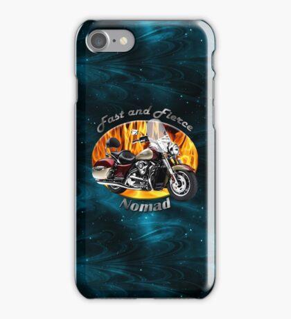 Kawasaki Nomad Fast And Fierce iPhone Case/Skin