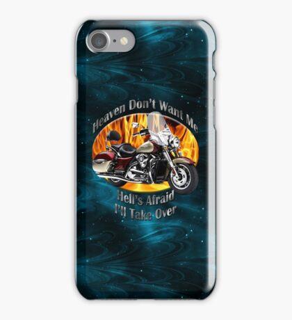 Kawasaki Nomad Heaven Don't Want Me iPhone Case/Skin