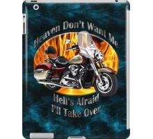 Kawasaki Nomad Heaven Don't Want Me iPad Case/Skin