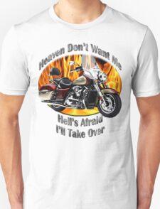 Kawasaki Nomad Heaven Don't Want Me T-Shirt