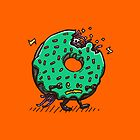 Zombie Donut 01 by nickv47
