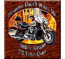 Kawasaki Nomad Heaven Don't Want Me Photographic Print