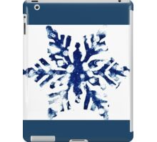 Snow Flake iPad Case/Skin