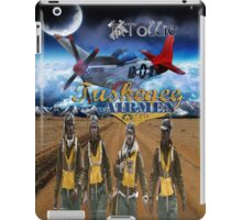 Tuskegee Airmen iPad Case by Tollie Schmidt iPad Case/Skin