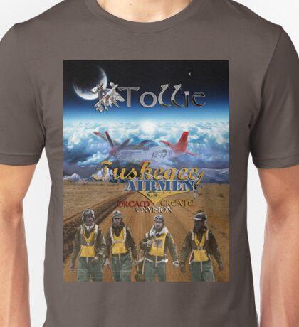 Tuskegee Airmen T-Shirt by Tollie Schmidt Unisex T-Shirt