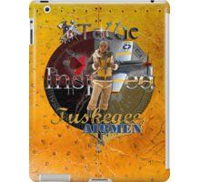 Ostrich Tuskegee Airmen iPad Case by Tollie Schmidt iPad Case/Skin