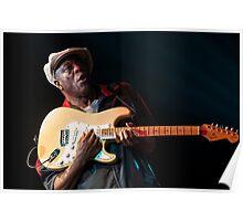Blues Legend - Buddy Guy Poster