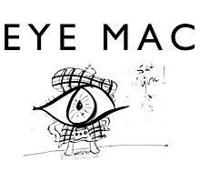 Eye Mac Photographic Print