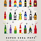 My SUPER SODA POPS No-00 by Chungkong