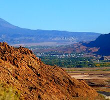 Moab Overlook by Nathan Jekich
