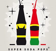 My SUPER SODA POPS No-01 by Chungkong