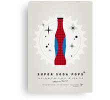 My SUPER SODA POPS No-02 Canvas Print