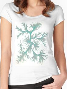 Growing Green Women's Fitted Scoop T-Shirt
