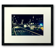 London Law Framed Print