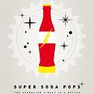 My SUPER SODA POPS No-18 by Chungkong