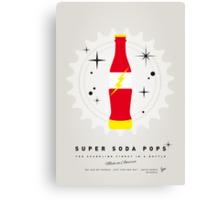 My SUPER SODA POPS No-18 Canvas Print