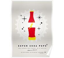 My SUPER SODA POPS No-18 Poster