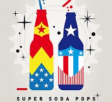 My SUPER SODA POPS No-24 by Chungkong
