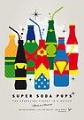 My SUPER SODA POPS No-26 by Chungkong